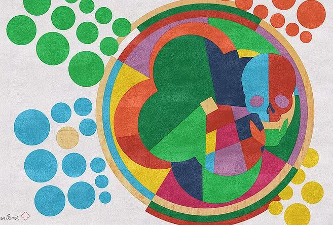 Max Gimblett Rug Collaboration