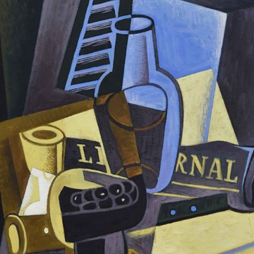 In/Out Juan Gris