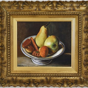 Picasso Fruit Bowl with Fruit (1)